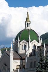 Evangelic church in Sarajevo