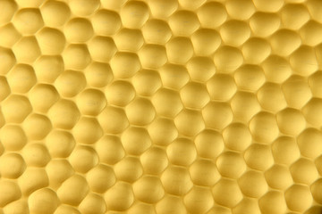 Texture honeycombs close-up background