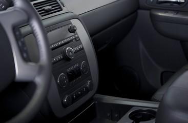 Vehicle Modern Dashboard