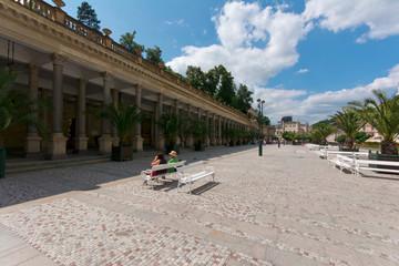 Karlovy Vary, colonnade