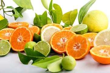 Vitaminreicher Genuss: Zitrusfrüchte