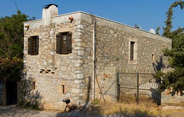 House in Old Datca, Mugla, Turkey