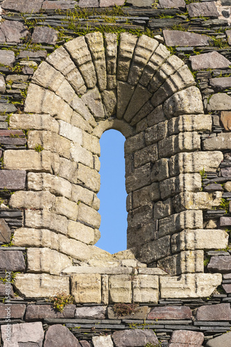 Window niche