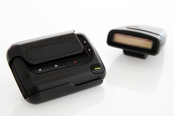 Pager is communication old.