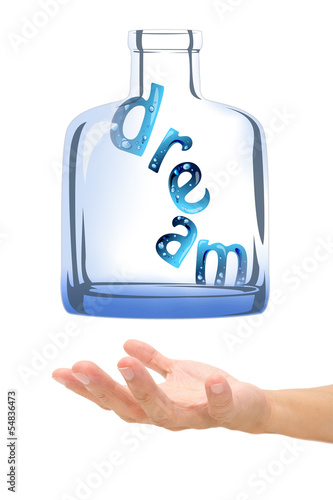 dream in bottle