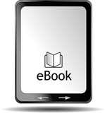 eBook  Reader schwarz
