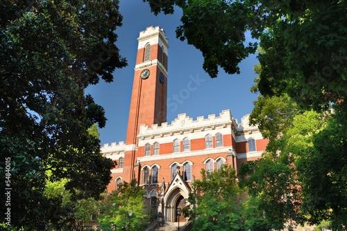 Leinwanddruck Bild Vanderbilt University