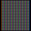 Fernsehen RGB Pixel LED