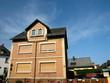 Wohnhaus mit schöner Fassade in einem hessischen Dorf