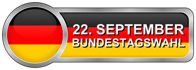22. September Bundestagswahl