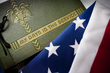 Memorial Day Veteran's Remembrance with Military Service album - 54843631