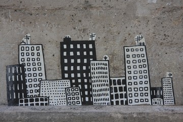 City graffiti