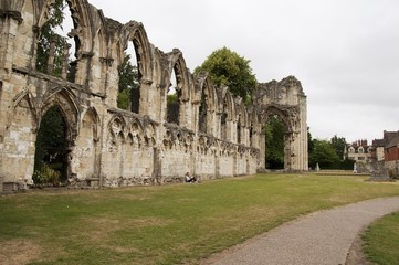 St Mary's Abbey, York, United Kingdom