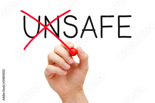 Safe Not Unsafe