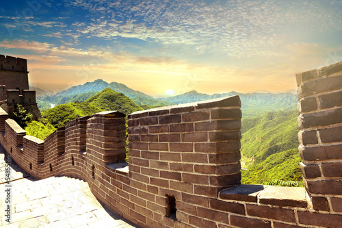 Aluminium Chinese Muur The Great Wall of China