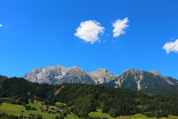 Dachstein mountains