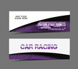 set of abstract header vector design