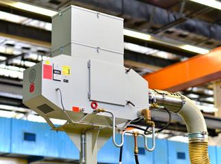 industrielle Belüftung / Klimaanlage