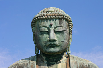 Kotokuin-Buddha in Kamakura, Japan