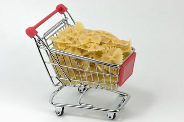 Pasta Shopping