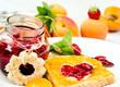 Fruchtiger Sommer-Genuss: Marmeladenbrot