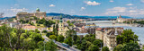 Budapest Royal Palace morning view. - Fine Art prints