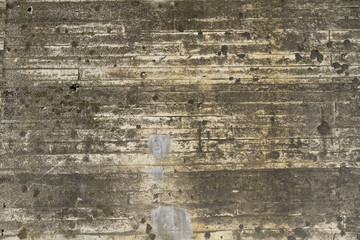old dirty weathered concrete surface