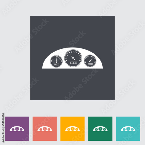 Icon dashboard