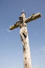 Jesus Christi im Kreuz