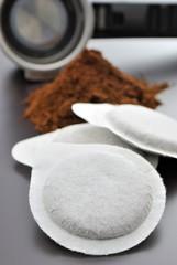 Cialde di caffè espresso