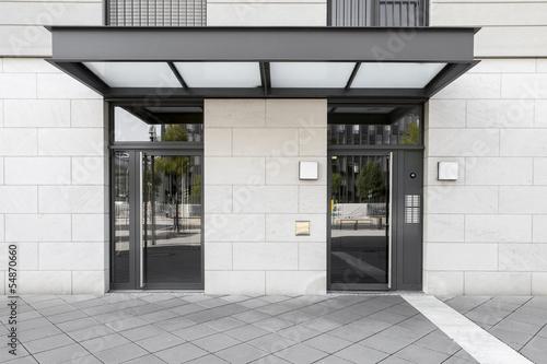 Hauseingang © Matthias Buehner