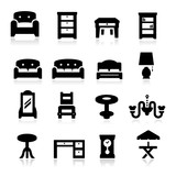 Furniture Icons Three