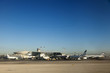 Israeli Planes at Ben-Gurion Airport - 54872810