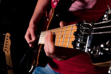 Guitar rime