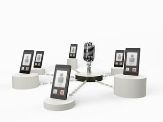 Mobile phone surveillance