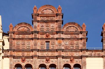 Schwerin Schloss Detail
