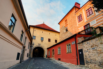 Zagreb - Old Fortress Gate
