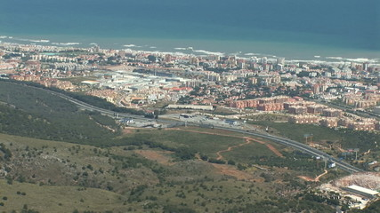 Spanish city of Benalmadena