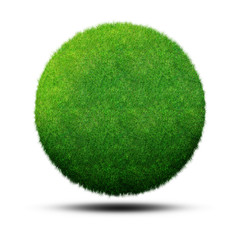 Gras Kugel Planet