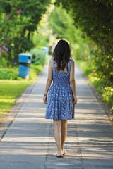 The Walking woman