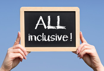 ALL inclusive !