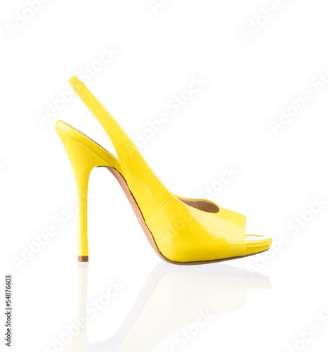Woman fashion shoe
