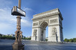 Arc de Triomphe Paris - 54878464