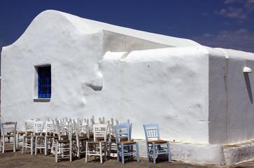 Paros, île grecque des Cyclades
