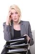 burnout büro