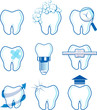 dental icons designs