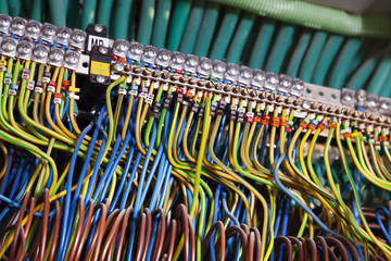 Main Electric Wiring Center