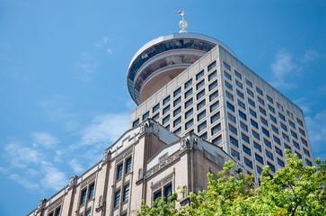 Harbour Centre, Vancouver, Canada