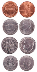 American Coins - Frontal