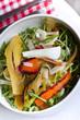 Salade, crudités, frais, bio, végétarien, minceur, léger